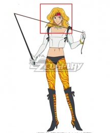 Sailor Moon Eternal Tiger's Eye Golden Cosplay Wig