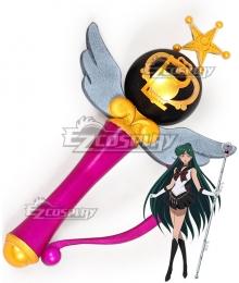 Sailor Moon Setsuna Meiou Sailor Pluto Transformer Cosplay Accessory Prop