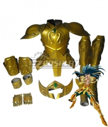Saint Seiya Camus Saint Cloth Cosplay Costume
