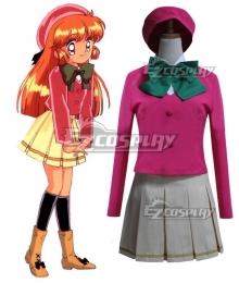Saint Tail Kaitou Saint Tail Meimi Haneoka School Uniforms Cosplay Costume