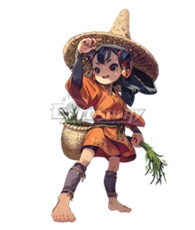 Sakuna: Of Rice and Ruin Sakuna Cosplay Costume