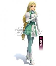 Sakura Wars Shin Sakura Taisen Clarissa Snowflake Battle Suit Cosplay Costume