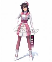 Sakura Wars Shin Sakura Taisen Sakura Amamiya Battle Suit Cosplay Costume