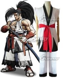 Samurai Shodown Haohmaru Cosplay Costume