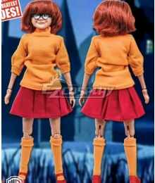 Scooby-Doo! Velma Dinkley Cosplay Costume