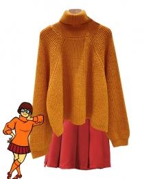 Scooby-Doo! Velma Dinkley Cosplay Costume