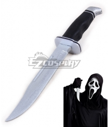Scream Ghostface Killer Knife Cosplay Weapon Prop
