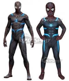 Kids Marvel PS4 Spider-Man Spider Man Secret War Zentai Jumpsuit Cosplay Costume