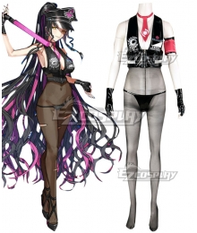 Fate Grand Order Sesshouin Kiara Moon Cancer Stage 2 Cosplay Costume