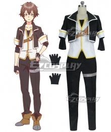 Seven Senses of the Re'Union Shichisei no Subaru Haruto Amo Cosplay Costume
