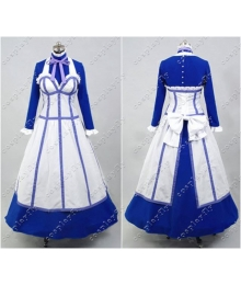 Black Butler 2  Hanna maid Dress Cosplay Costume