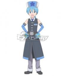 Shachibato Makoto Cosplay Costume