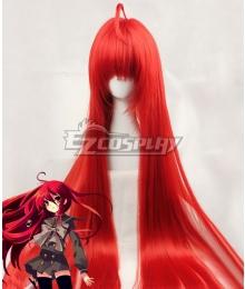 Shakugan no Shana Burning-Eyed Shana Shana Red Cosplay Wig