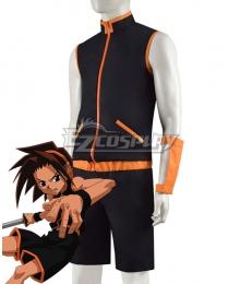 Shaman King The Super Star Yoh Asakura Cosplay Costume