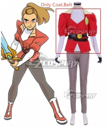 She-Ra and the Princesses of Power Adora Cosplay Costume - Only Coat and Belt