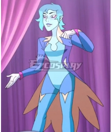 She-Ra: Princess of Power Prince Peekablue Cosplay Costume
