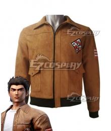 Shenmue III Ryo Hazuki Jacket Coat Outwear Cosplay Costume
