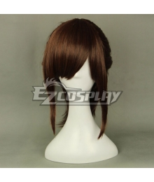Attack on Titan Shingeki no Kyojin Sasha Blause 104th Cadet Corps Brown Cosplay Wig 320E