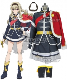 Shoujo Kageki Revue Starlight Claudine Saijou Cosplay Costume