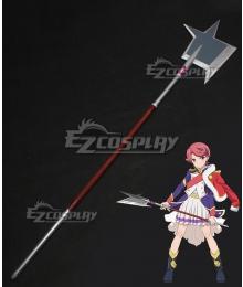 Shoujo Kageki Revue Starlight Futaba Isurugi Axe Cosplay Weapon Prop
