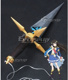 Shoujo Kageki Revue Starlight Hikari Kagura Short Sword Cosplay Weapon Prop