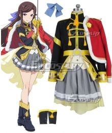 Shoujo Kageki Revue Starlight Maya Tendo Cosplay Costume