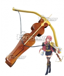 Shoujo Kageki Revue Starlight Tsuruhime Yachiyo Crossbow Cosplay Weapon Prop