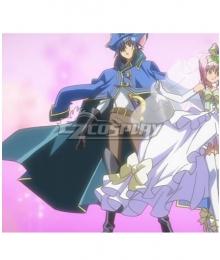 Shugo Chara! Ikuto Tsukiyomi Pirate Cosplay Costume