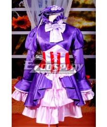 Shugo Chara Tsukiyomi Utau Performance Cosplay Costume
