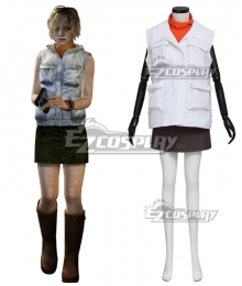 Silent Hill Heather Mason Halloween Cosplay Costume