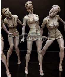 Silent Hill Nurse Halloween Cosplay Costume