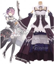 SINoALICE Re: Life In A Different World From Zero Ram Cosplay Costume