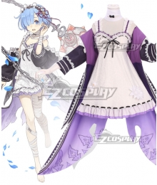SINoALICE Re: Life In A Different World From Zero Rem Cosplay Costume