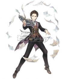 SINoALICE Re: Life In A Different World Natsuki Subaru Cosplay Costume