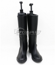 Sky: Children of the Light That Sky Game Ancestors Black Shoes Cosplay Boots