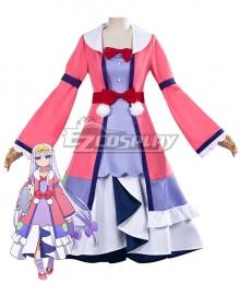 Sleepy Princess In The Demon Castle Princess Syalis Cosplay Costume