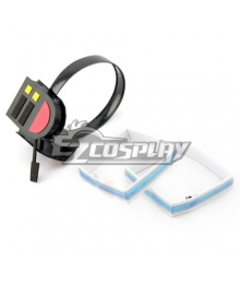 Vocaloid Snow Miku Copslay Headset - Deluxe Version