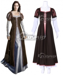 Snow White and the Huntsman Snow White Cosplay Costume
