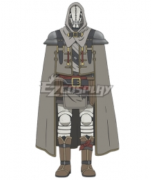 Somali and the Forest Spirit Golem Cosplay Costume