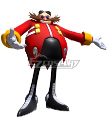Sonic the Hedgehog Dr. Eggman Doctor Eggman Cosplay Costume
