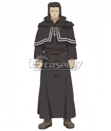 Soucerous Stabber Orphen Forute Cosplay Costume
