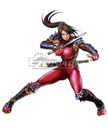 Soul Calibur VI Taki Cosplay Costume