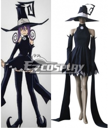 Soul Eater Blair Witch Cosplay Costume