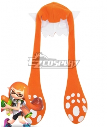 Splatoon 2 Inklings Girl Headwear Cosplay Accessory Prop