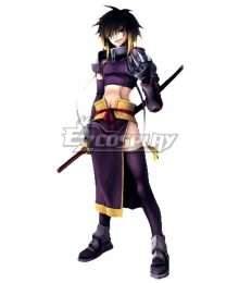 Star Ocean: Till the End of Time Albel Nox Cosplay Costume