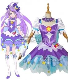 Star Twinkle PreCure Cure Kaguya Madoka Cosplay Costume