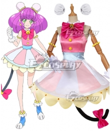 Star Twinkle PreCure Pretty Cure Mao Cosplay Costume