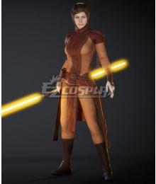 Star Wars Bastila Shan Cosplay Costume