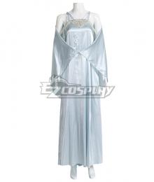Star Wars Episode 3: Padme Amidala Christmas Nightgown Cosplay Costume