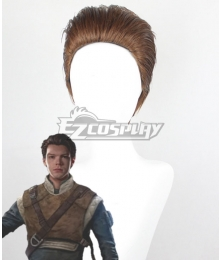 Star Wars Jedi: Fallen Order Cal Kestis Brown Cosplay Wig